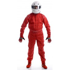 CIK 2013 Level 2 Adult KART Suit RED