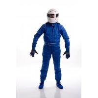 CIK 2013 Level 2 Adult KART Suit BLUE