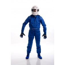 CIK 2013 Level 2 Adult KART Suit BLUE