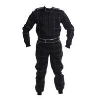 Outdoor Kart Suit - ADULT BLACK
