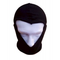 Cotton Balaclava - Black