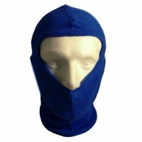 Cotton Balaclava - Blue