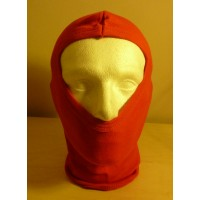 Cotton Balaclava - Red