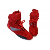 Pro Racing - Motorsport Boots RED - 40 to 46