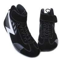 Motorsport Boots Black Adult Sizes 40 - 46