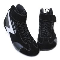 Motorsport Boots Black Adult Sizes 40 - 46