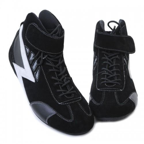 Motorsport Boots Black Adult Sizes 40