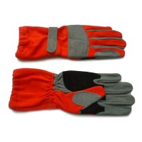 Kart Motorsport GLOVES RED