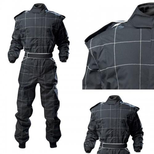 PROBAN Race Suit - Junior Black