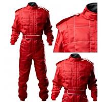 CIK Level 2 KART Suit RED