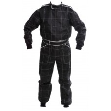 Junior Kart Suit  BLACK