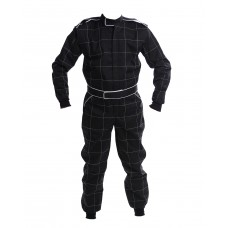 CIK 2013 Level 2 Adult KART Suit BLACK