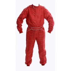 Junior Kart Suit  RED