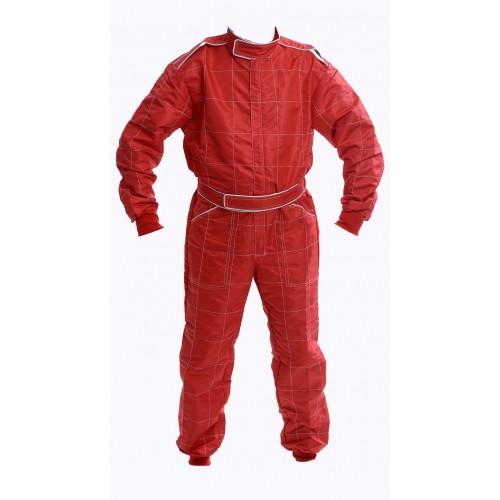 Junior Kart Suit  RED