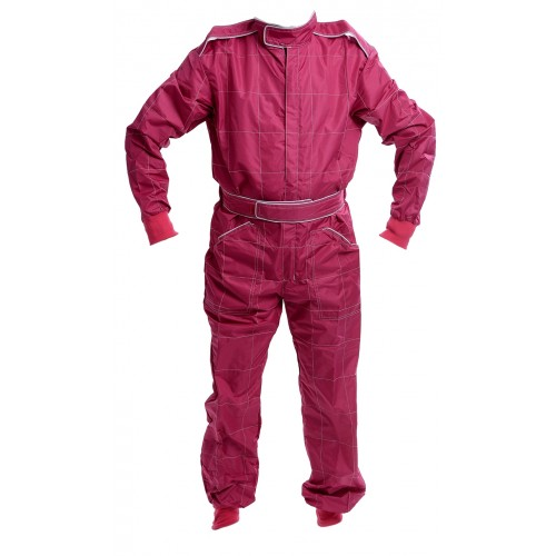 Indoor Kart Suit - JUNIOR PINK