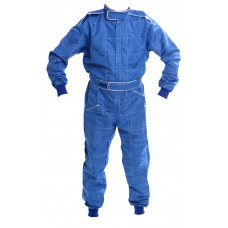 Junior Kart Suit  BLUE