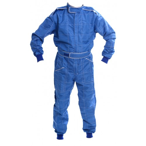 Indoor Kart Suit - JUNIOR BLUE