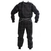 Indoor Kart Suit - JUNIOR BLACK